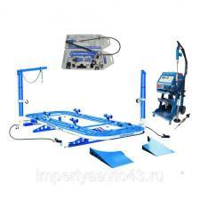 Комплект оборудования для кузовного ремонта