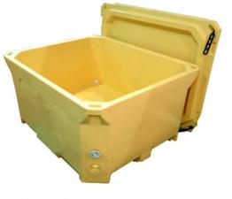 Изотермический контейнер 660 - 1000 литров.