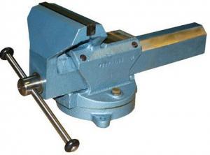 Тиски слесарные TCМ 180 мм Глазов TCМ 180 мм