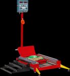 Грузовой вулканизатор ТП-800