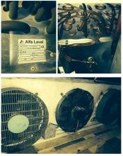 Воздухоохладитель Alfa Laval aircoil DE-139-E 23/03/00,
