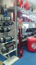 Автомобильная лебедка электрическая 4,3 т, MW 9500, 24В, Master-Winch