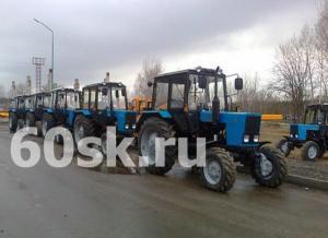 Трактор МТЗ 82.1 Беларус Новый