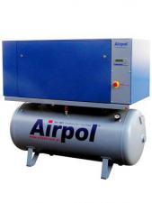 Винтовой компрессор Airpol K-5 с ременным приводом