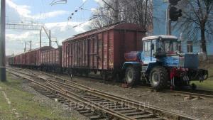 Мотовоз (локомобиль) маневровый ММТ-2