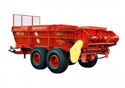 Машина для внесения твёрдых удобрений МТТ-9