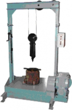 Установка выдергивания обмоток статора УВОС-1