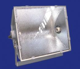 Прожектор под металлогалогеновую лампу ГО 42-2000-01 У1 Квант симметр. (гладкий) GALAD