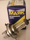 """Лампа А-КГ Н4 24-100-90 P45t """"МАЯК"""""""