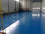 Устройство промышленных полимерных полов в Томске