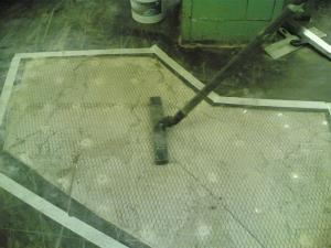 Фрезеровка ремонт и выравнивание бетона в Томске