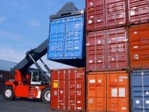 Прием контейнеров
