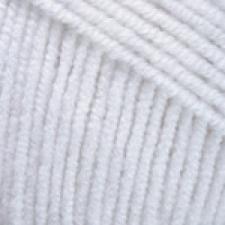 Пряжа Jeans белый