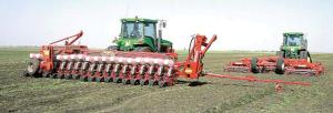 Сеялка MT и MTR Гаспардо (Gaspardo) для высева кукурузы и подсолнечника