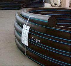 Труба пластиковая напорная в Екатеринбурге ПЭ100 - 225 SDR 17 (в наличии)