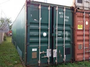 Контейнер морской 40 футов HC (высокий) box