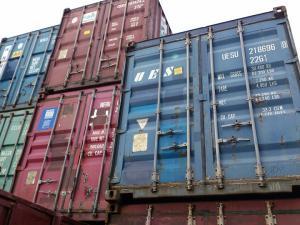 контейнер морской 20 футов box dv
