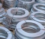 Лента стальная упаковочная оцинкованная 20х0,5, 20х0,7, 20х1
