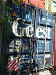 контейнер морской 45 футов sea 33 европаллет