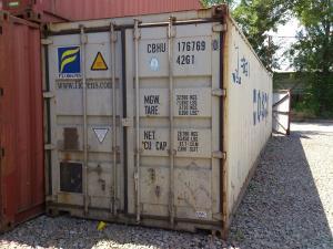sea box контейнер морской 40 футов dv