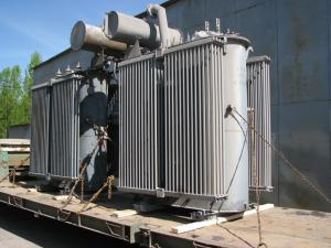 Купим силовой трансформатор б/у, демонтируем трансформаторную сталь, выполняем демонтаж силовых трансформаторов