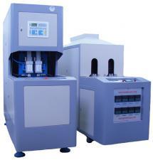 Полуавтомат выдува ПЭТ бутылок до 8л. 25атм.
