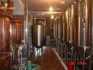 Пивоварни, пивзаводы под ключ, кегемойка