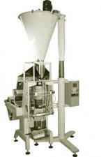 Автоматическая фасовочно-упаковочная машина с объемным шнековым дозатором для фасовки почвогрунтов в пакет до 10 литров