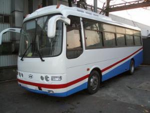 Городской автобус Hyundai Aerotown, 2009 год
