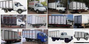 Фургон хлебный купить производство фургонов