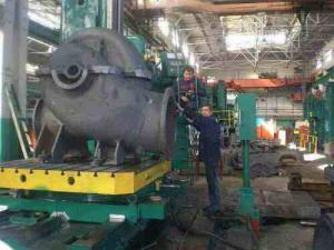 Восстановление и модернизация расточных станков