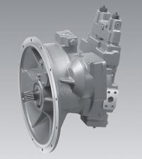Гидравлические насосы Bosch Rexroth A8VO107
