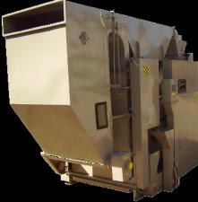 Зерноочистительная машина предварительной очистки зерна