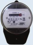 Электросчетчик однофазный однотарифный СОЛО (круглый)
