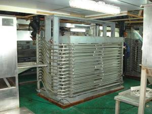 Судовое морозильное и холодильное оборудование и системы