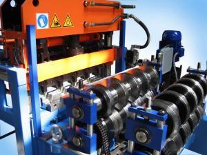 Профилегибочное оборудование и линии резки металла от производителя.