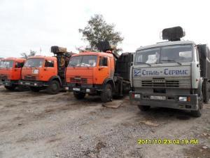 Гидроманипуляторы и КМУ, Продажа, монтаж на грузовики, грейферы, ломовозы