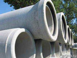 Трубы железобетонные безнапорны.е. Под дорогу г Выборг 500мм