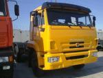Камаз 65116 седельный тягач новый