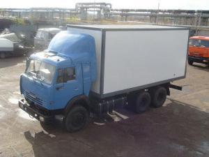 Камаз 53215 фургон изотермический, новый