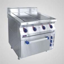 Плита электрическая 4-х конфор с жарочным шкафом