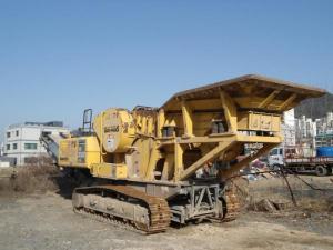 Продам Камнедробильную установку Komatsu BR350JG-1