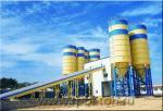 Стационарные бетонные заводы серии HZS