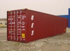 Аренда морского контейнера 40 фут. в Выборге