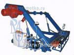 Машина для намотки кабеля на барабаны УПК-25-7ПРГС с АКУ-1400