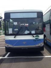Городской автобус Daewoo BS 106, 2014 г. газовый