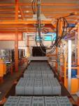 Б/у Вибропресс для производства бетонных блоков Sumab U-1000