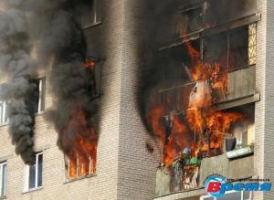 Чистка помещения после пожара