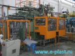 Продам выдувное оборудование (бу) по производству евроканистр