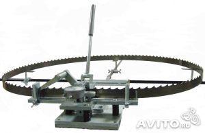 Полуавтоматический разводной станок для ленточных пил РС30/60, Станок для разводки ленточных пил «ТАЙГА»,S V-80MN, Wood-Mizer